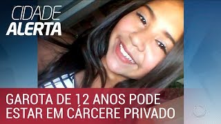 Caso Emilly garota de 12 anos some e mensagens indicam crcere privado