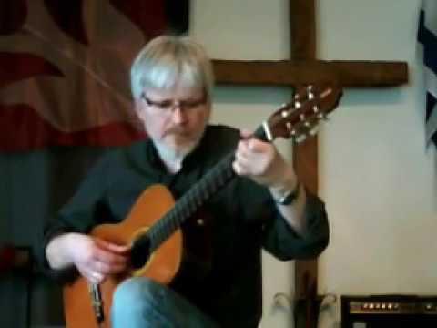 Von guten Mächten wunderbar geborgen - Guitar Solo