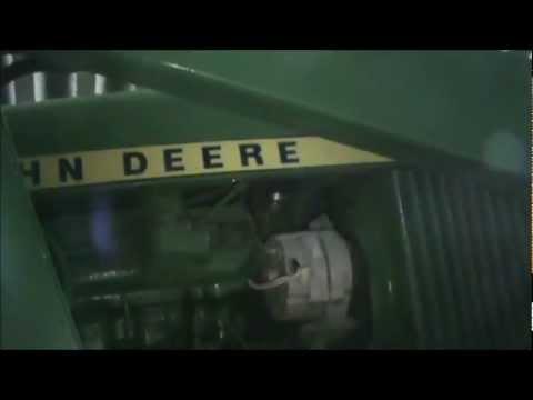 John Deere Alternator Change  YouTube