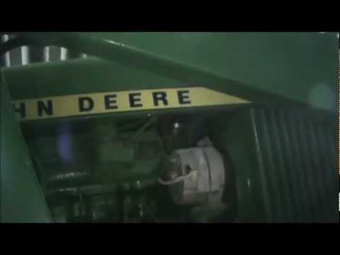 John Deere 5020 Wiring Diagram John Deere Alternator Change Youtube