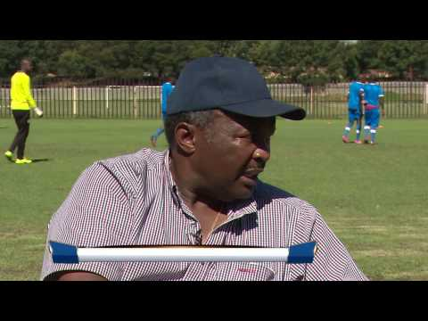 Benjamin Leshoro talks to Jomo Sono