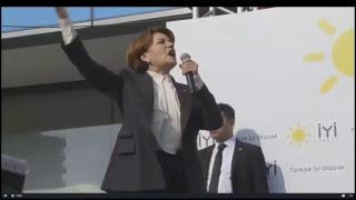İYİ Parti Genel Merkez Açılışı Halka Sesleniş