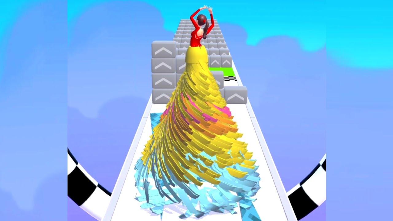 Skirt Stack New Gameplay Mobile