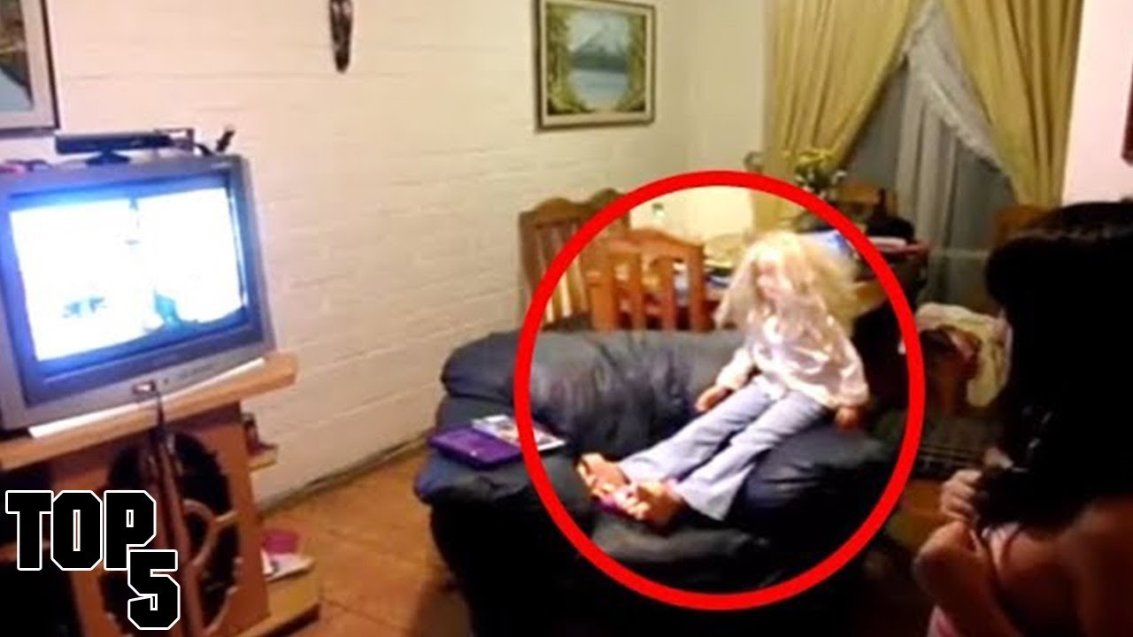 Download Top 5 Scary Dolls Caught Moving On Camera