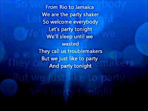 rio feat nicco party shaker télécharger la vidéo