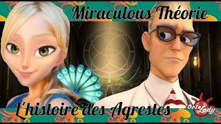 MIRACULOUS | THEORIE : L' histoire de Gabriel & Emilie Agreste