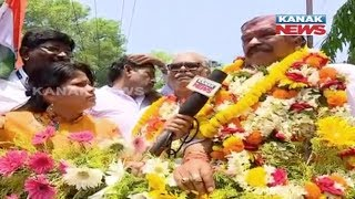 I Have Invited Hundreds Of Workers But Thousands Joined On My Nomination Rally: Suresh Routray