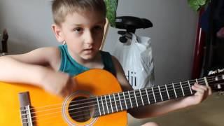 Звезда по имени солнце - кино (начинаем учить гитару)