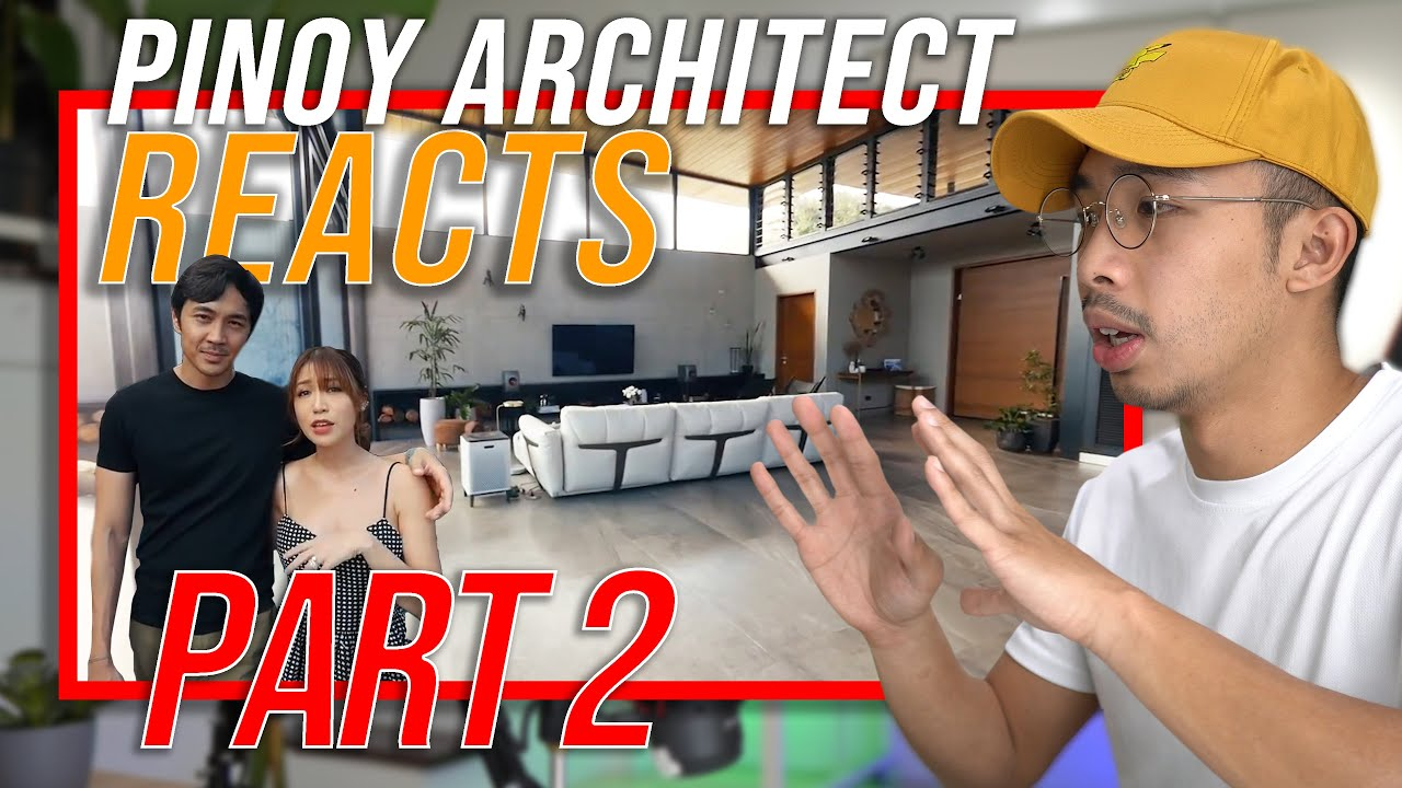 PINOY ARCHITECT REACTS TO SKYPOD PART 2