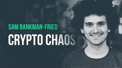 Leaving Wall Street, Entering Crypto Chaos · Sam Bankman-Fried