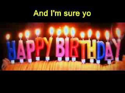 HAPPY BIRTHDAY TO YA! Stevie Wonder