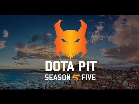 EPG vs iG (Bo1) | Dota Pit League Season 5 | Elements Pro Gaming vs Invictus Gaming