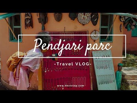 Travel Vlog : Benin Pendjari Parc