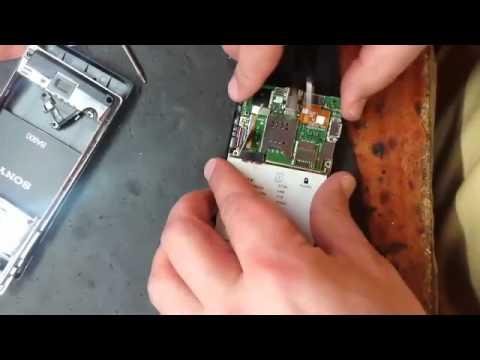 ОБЗОР: Шикарный Силиконовый Чехол-Накладка для Sony Xperia Z1 .