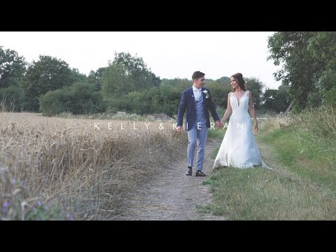 Apton Hall Cinematic Wedding Trailer - Kelly & Kieran