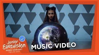 HELENA MERAAI - I AM THE ONE (Я САМАЯ) - BELARUS 🇧🇾  - OFFICIAL MUSIC VIDEO - JUNIOR EUROVISION 2017