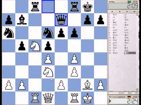 Blitz Chess #373 with Live Comments Viewer Challenge Catalan