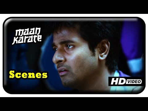 Maan Karate Tamil Movie - Sivakarthikeyan gets ready for boxing match