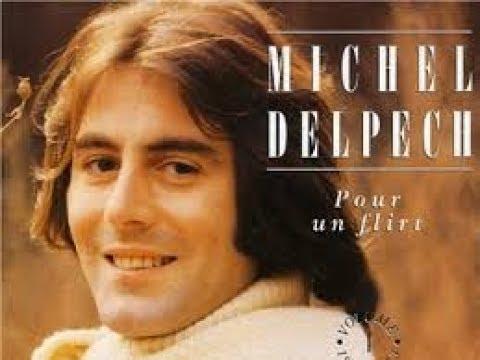 TOMBE DE MICHEL DELPECH PERE LACHAISE PARIS.Cemetery graves personalities singers