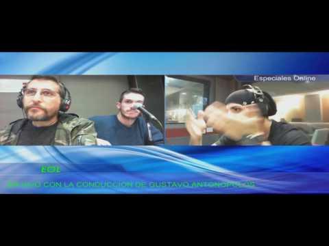 EL VILLANO EN EOL (Especiales Online) Radio Palermo