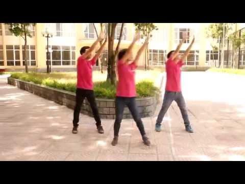 """[YOUTH DAY 2016] Clip hướng dẫn dạy nhảy """"Hành trình kết nối đam mê"""""""