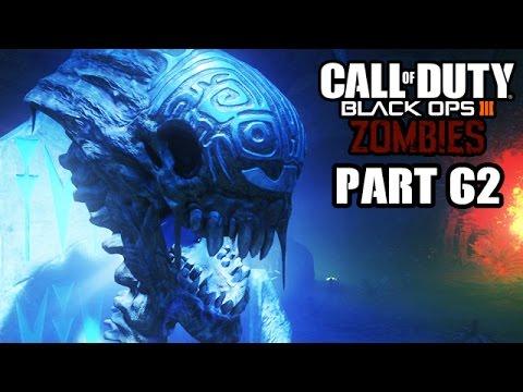 Let's Play Call of Duty Black Ops 3 Zombie Mode Deutsch #62 - Böse Kräfte