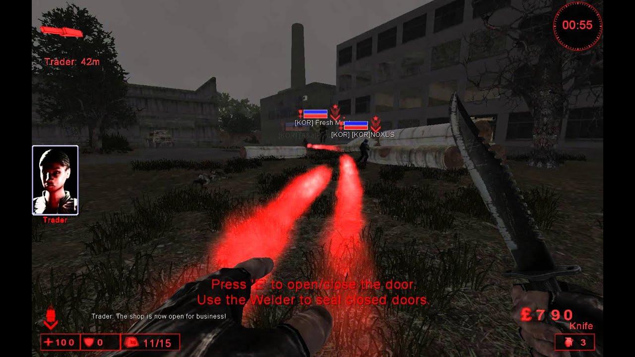 Killing Floor   STALKER Custom Campaign Map Gameplay