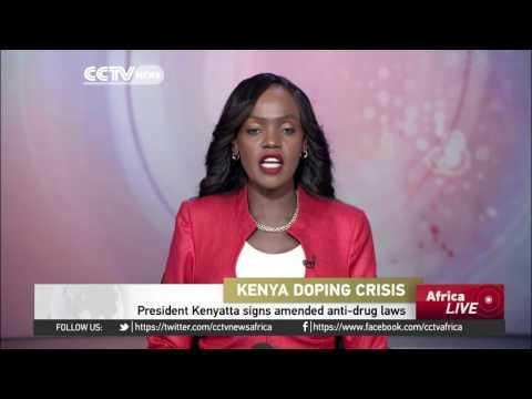 President Kenyatta signs amended anti-drug laws