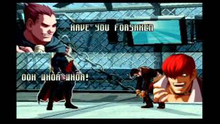 SVC Chaos: SNK VS. CAPCOM - Arcade Mode Gameplay With Demitri