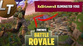 Only Dropping at Tilted Towers | Fortnite Noob to Glory #1 | Get Better at Fortnite