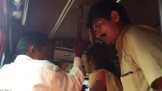 GOA VLOG: Indian Bus. How Many People Can fit??!!!!