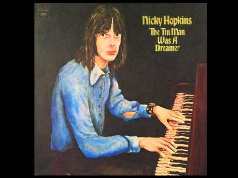 Nicky Hopkins - Waiting For The Band (1973)