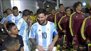 Argentina Vs Venezuela - Copa América Centenario 2