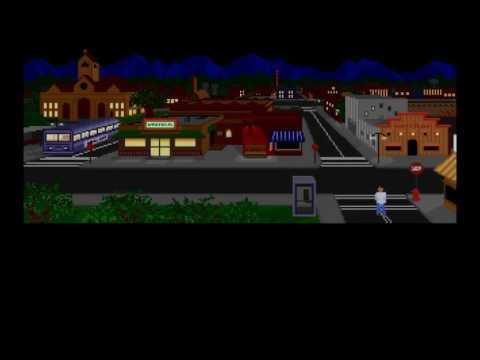 The Dark Half on DOS