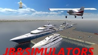 Jb&Simulators-épisode 4: Ship Simulator