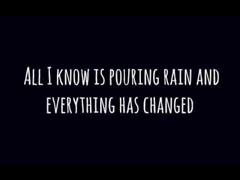 Taylor Swift -Everything Has Changed Ft Ed Sheeran [Lyrics]
