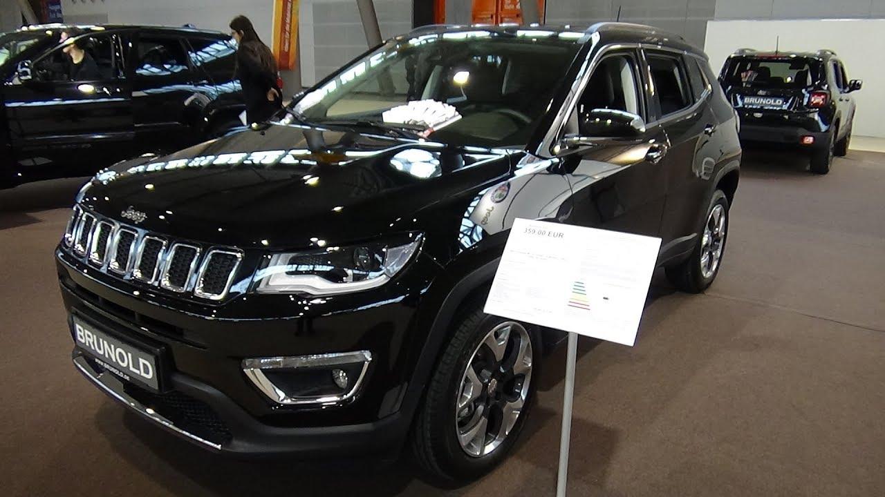 Listino Jeep Compass prezzo - scheda tecnica - consumi ...