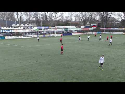 17-02-218: Nieuwerkerk JO13-2 - Be Fair JO13-1 (Eindstand: 1-0)