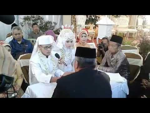Wedding Roer Eka & Puji Aisah (part2. Akad Nikah)