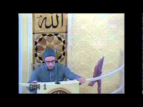 The Greatness of the Prophet Muhammad (PBUH), Sheikh Atef Mahgoub 12/18/15