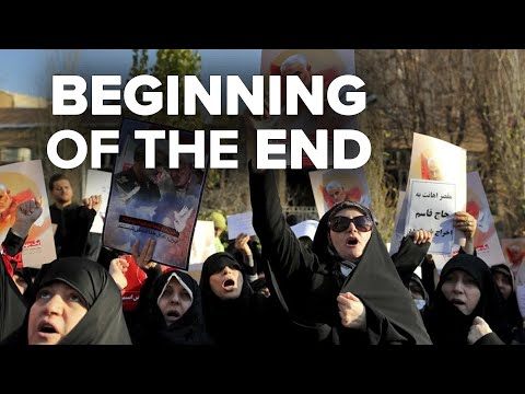 Major Unrest in Iran – The Beginning of the End for the Islamic Regime? 1/17/20
