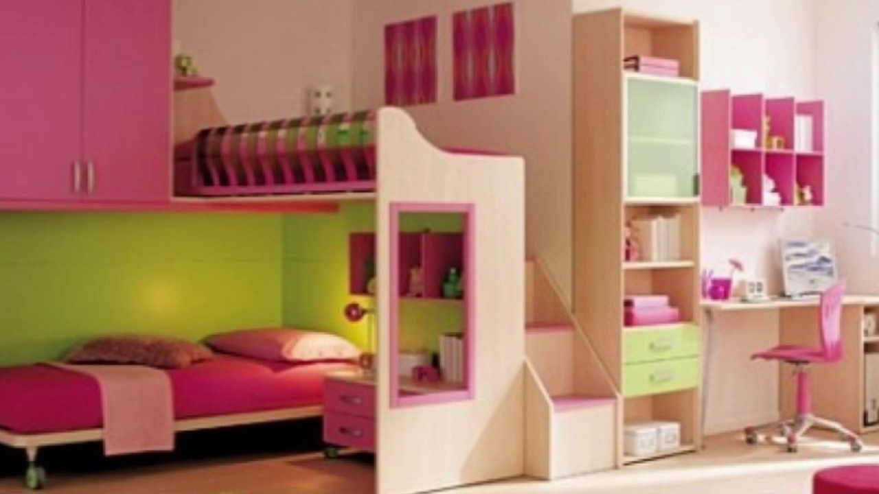 really cool bedroom designs for boys and girls youtube. Black Bedroom Furniture Sets. Home Design Ideas