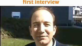 Jeff Bezos First Interview, 1997