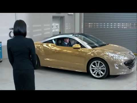 peugeot rcz nouvelle revolution youtube. Black Bedroom Furniture Sets. Home Design Ideas