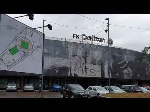 STADIUM VISIT & TOUR: Stadion Partizan: The Home Of Partizan Belgrade (Fudbalski Klub Partizan)