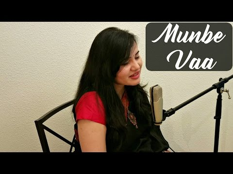 Munbe Vaa (Unplugged) | Female Cover - Ramya Ramkumar | A.R | Shreya Ghoshal, Naresh Iyer