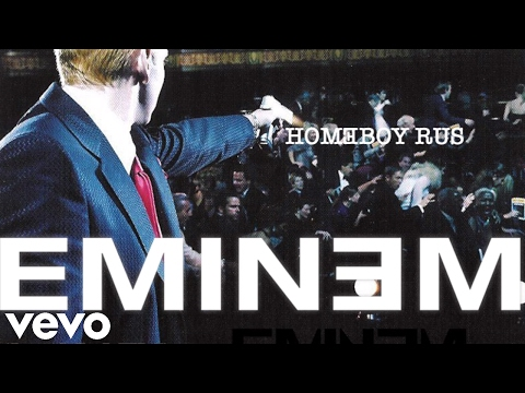 Eminem - W. T. P. (official) ft. Homeboy Rus