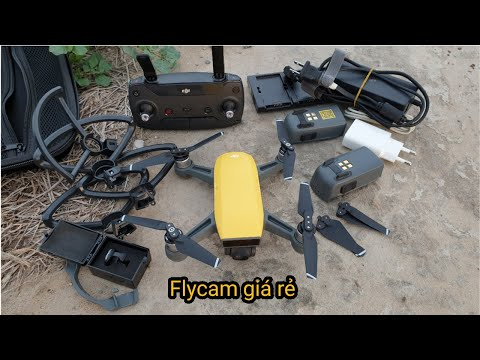 Flycam dưới 5tr đáng mua nhất - Drone 200$ very good - KimGuNi