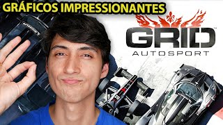 GRID Autosport: Excelente Arcade de corrida no Switch! #CoelhoPlay