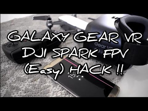 Samsung galaxy gear VR FPV How to disable oculus.